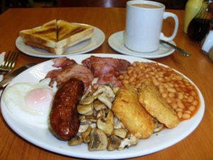 Menu english-breakfast Frothies