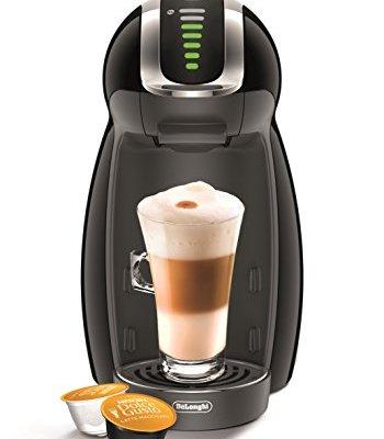 De'Longhi Nescafe Dolce Gusto Genio 2 Automatic Play and Select Coffee Machine – Piano Black