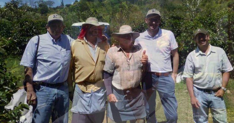 The Genuine Origin Coffee Project | Costa Rica