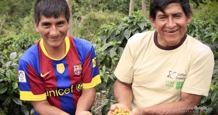 The Genuine Origin Coffee Project | Peru