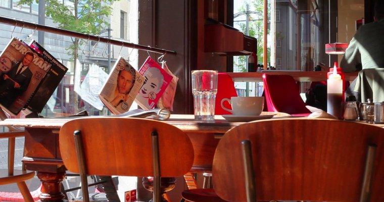 Cafe Culture in Reykjavik