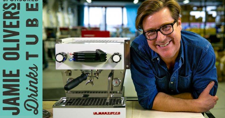 How A Coffee Machine Works | Mike Cooper