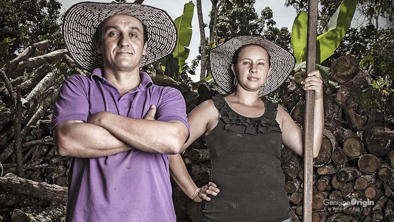 The Genuine Origin Coffee Project | Colombia