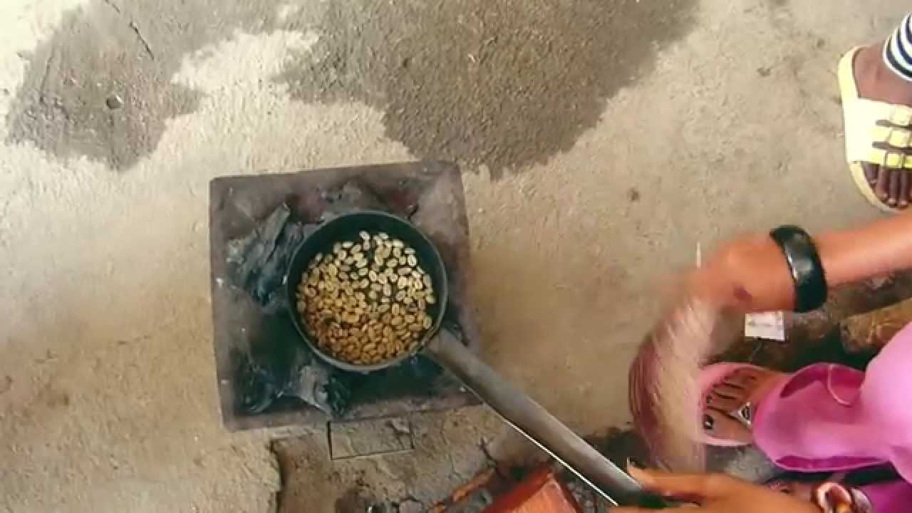 How to Make Coffee in Eritrea