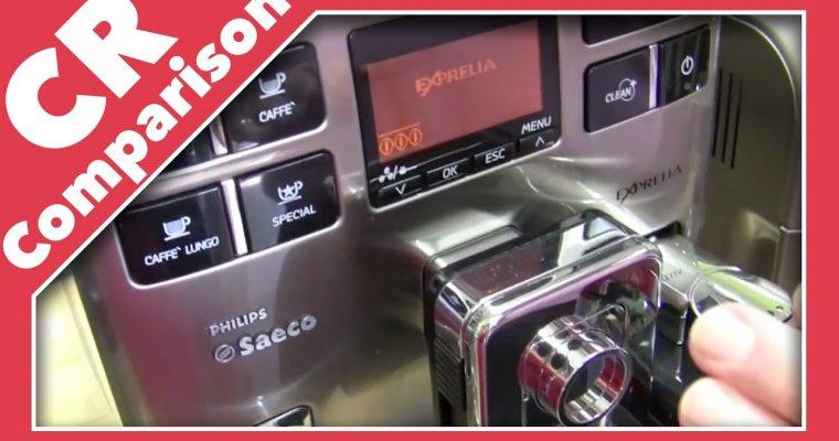 One-Touch Superautomatic Espresso Machines | CR Comparison