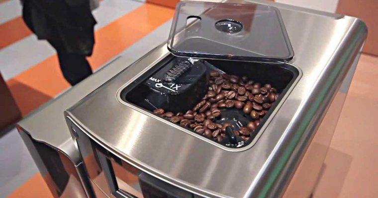 Panasonic NC-ZA1 Coffee Machine (Bean to Cup)