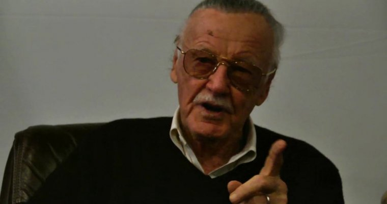 Coffee with Stan Lee (3 of 4)