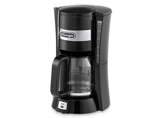 De'Longhi ICM15210.1 Filter Coffee Maker – Black