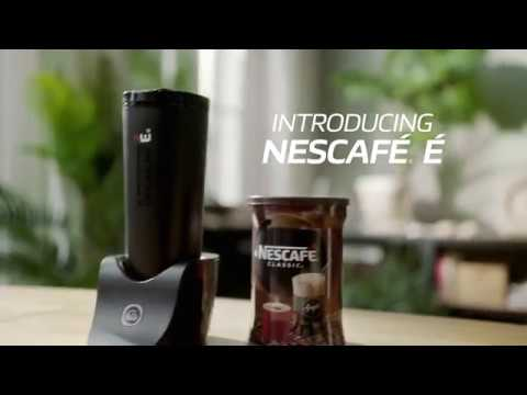 É by NESCAFÉ® – Make your coffee Smarter – NESCAFÉ Cyprus