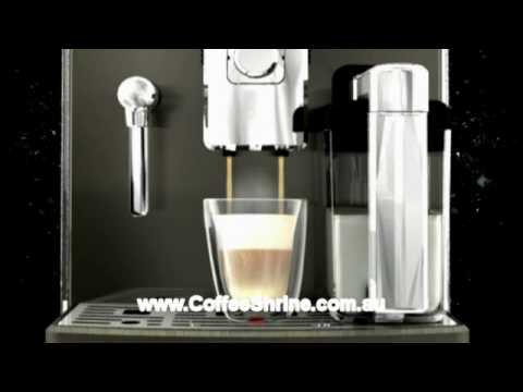 Saeco Xelsis Coffee Machine
