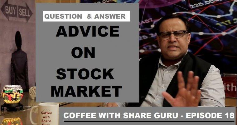 Advice on Indian Stock Market – Q&A – GURU MANTRA   HINDI   Coffee with Share Guru – S1 EPISODE- 18