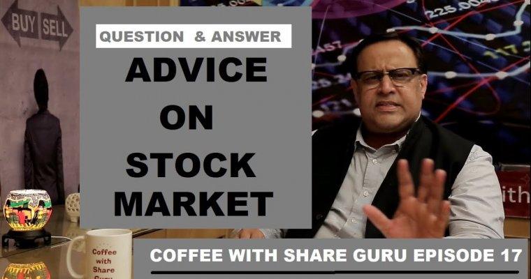 Advice on Indian Stock Market – Q&A – GURU MANTRA   HINDI   Coffee with Share Guru – S1 EPISODE- 17