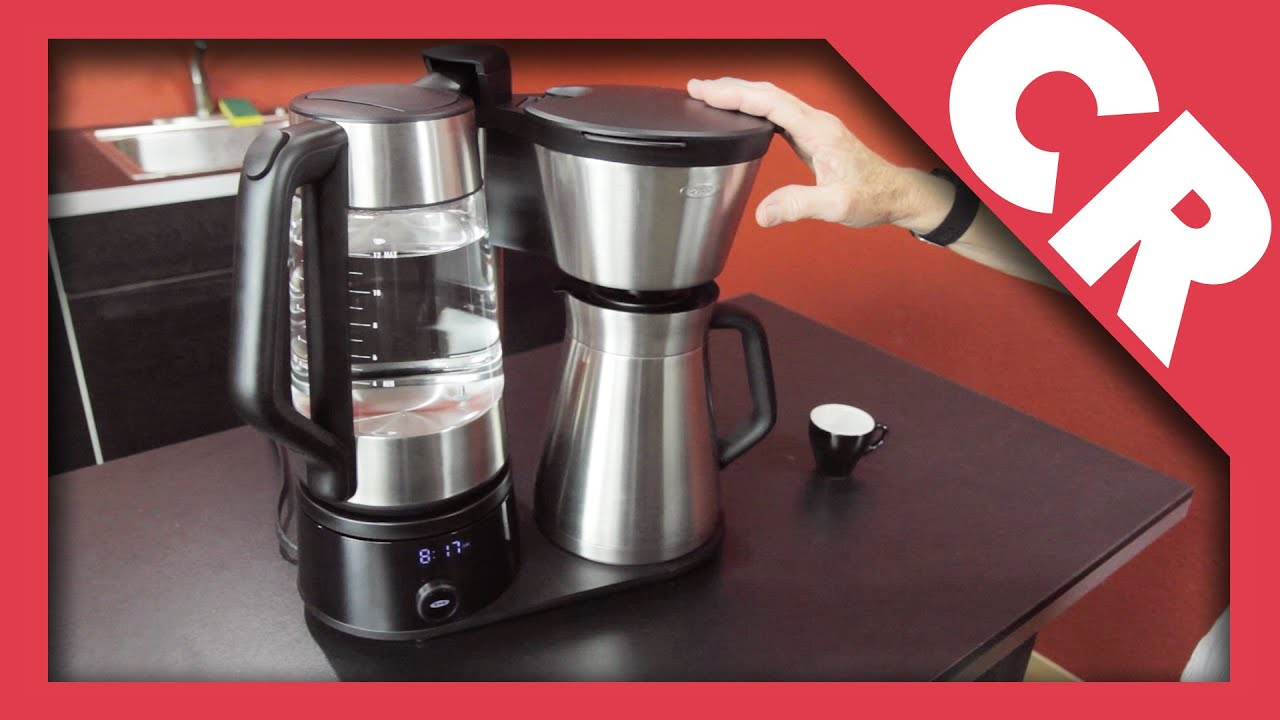 OXO Barista Brain 12-Cup Coffee Brewer | Crew Review