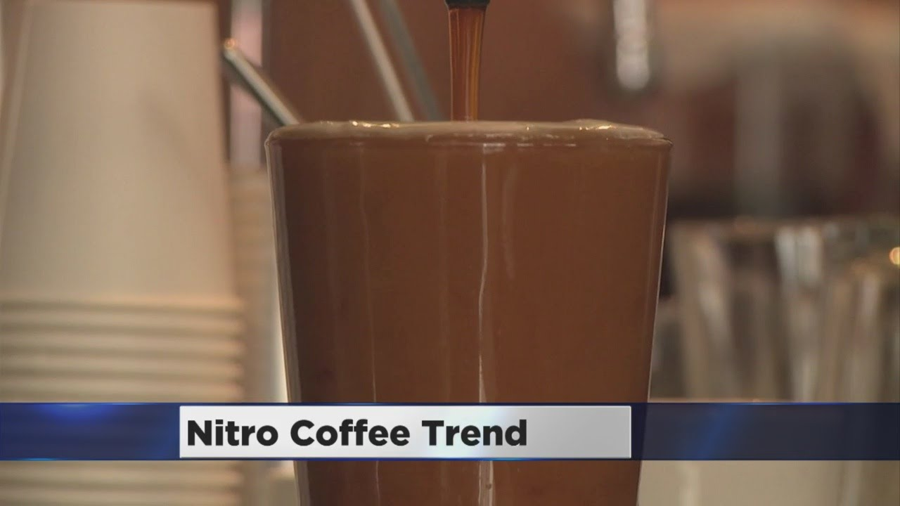 Nitro Coffee Trend Hits The Twin Cities