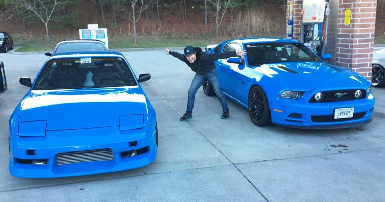Don't be an IDIOT at Cars and Coffee.