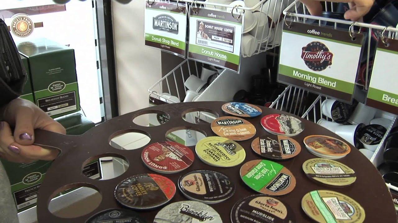Coffee Trends Single Serve Specialists