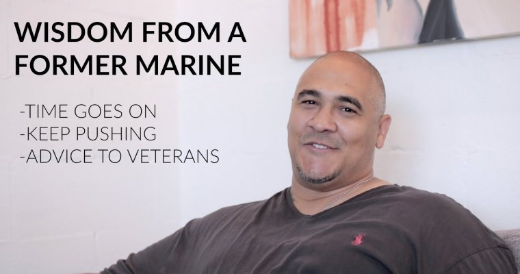 Ordinary People Interviews: Life Advice From a Marine (Coffee shop chat)
