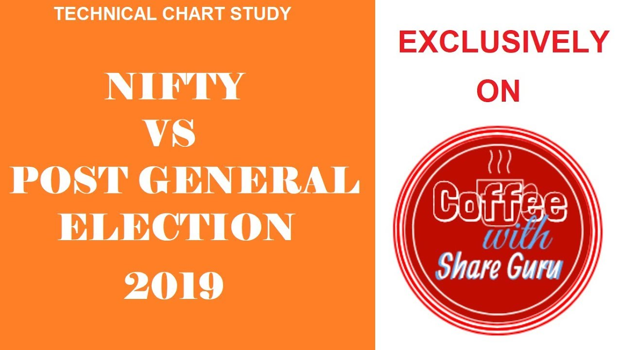 #CSG NIFTY CHART TRENDS V/s POST GENERAL ELECTION 2019 | Coffee with Share Guru with NS FIDAI