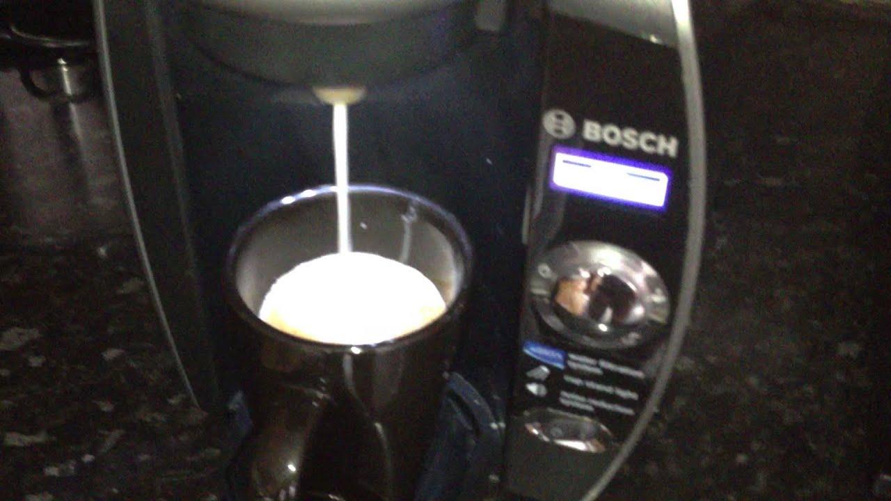 How To Use A Tassimo Coffee Machine – Tassimo Coffee Bosch Machine Maker