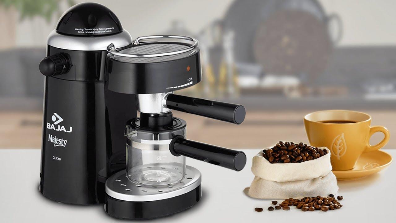 5 Best Espresso Machine  2019 |Top Coffee Makers On Amazon