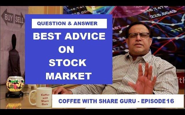 Advice on Indian Stock Market – Q&A – GURU MANTRA   HINDI   Coffee with Share Guru – S1 EPISODE- 16