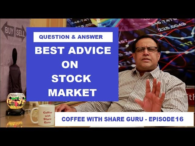 Advice on Indian Stock Market – Q&A – GURU MANTRA | HINDI | Coffee with Share Guru – S1 EPISODE- 16