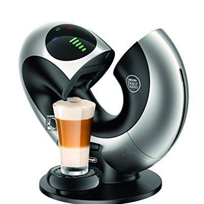 Nescafé Dolce Gusto by De'Longhi Eclipse Touch EDG736S Pod Coffee Machine – Silver