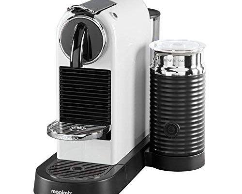 Nespresso Citiz and Milk Coffee Machine White by Magimix