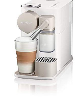 Nespresso Lattissima One silky white by Delonghi