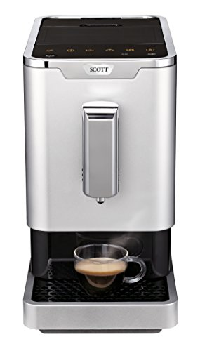 SCOTT UK – Slimissimo Fully Automatic Coffee Machine