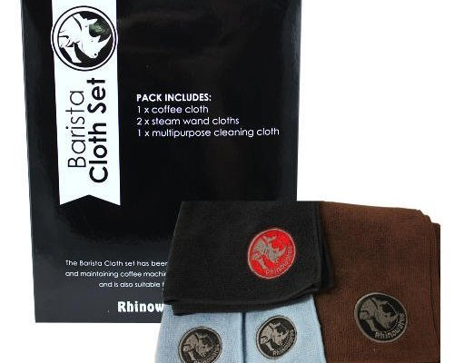 Rhinowares Barista Cloth Set