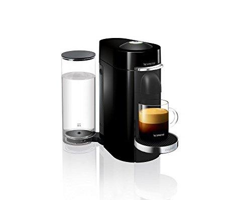 Nespresso Vertuo Plus Coffee Machine, Black finish by Magimix  – 11385