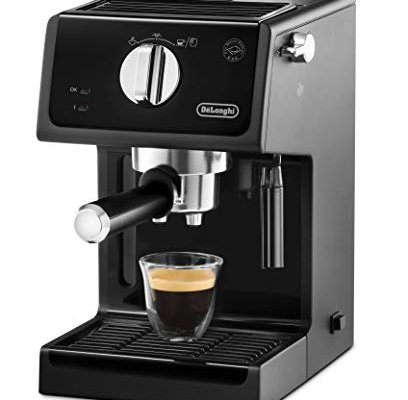 De'Longhi ECP31.21 Traditional Pump Espresso Machine – Black