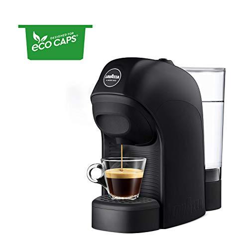 Lavazza 18000175 Modo Mio Tiny Coffee Machine, 1450 W, 0,75 Liters, Black