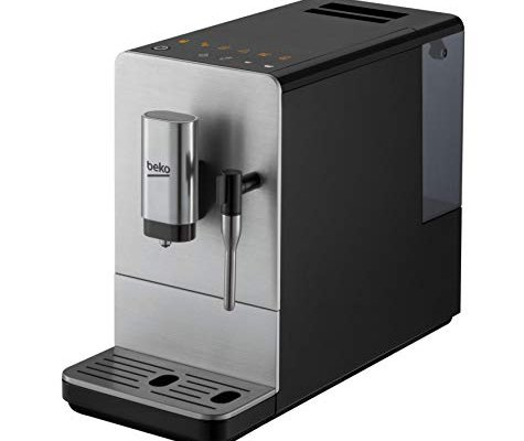 Beko 8814253200 CEG5311X Bean to Cup Coffee Machine, Stainless Steel