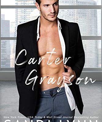 Carter Grayson (Redemption Series Book 1)