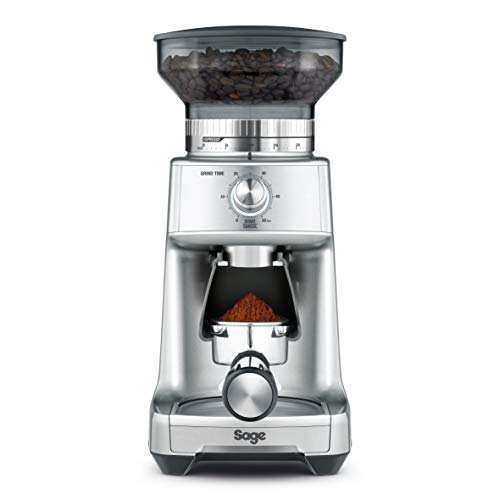 Sage the Dose Control Pro Grinder, 130 W – Silver
