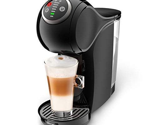 De'longhi Nescafe Dolce Gusto, Genio S PlusEDG315.B,Pod Capsule Coffee Machine , Espresso, Cappuccino, Latte and more, Black