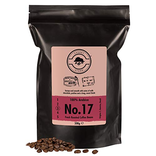Cherry Storm – No. 17 Blend – Coffee Beans – 500g – 100% Arabica
